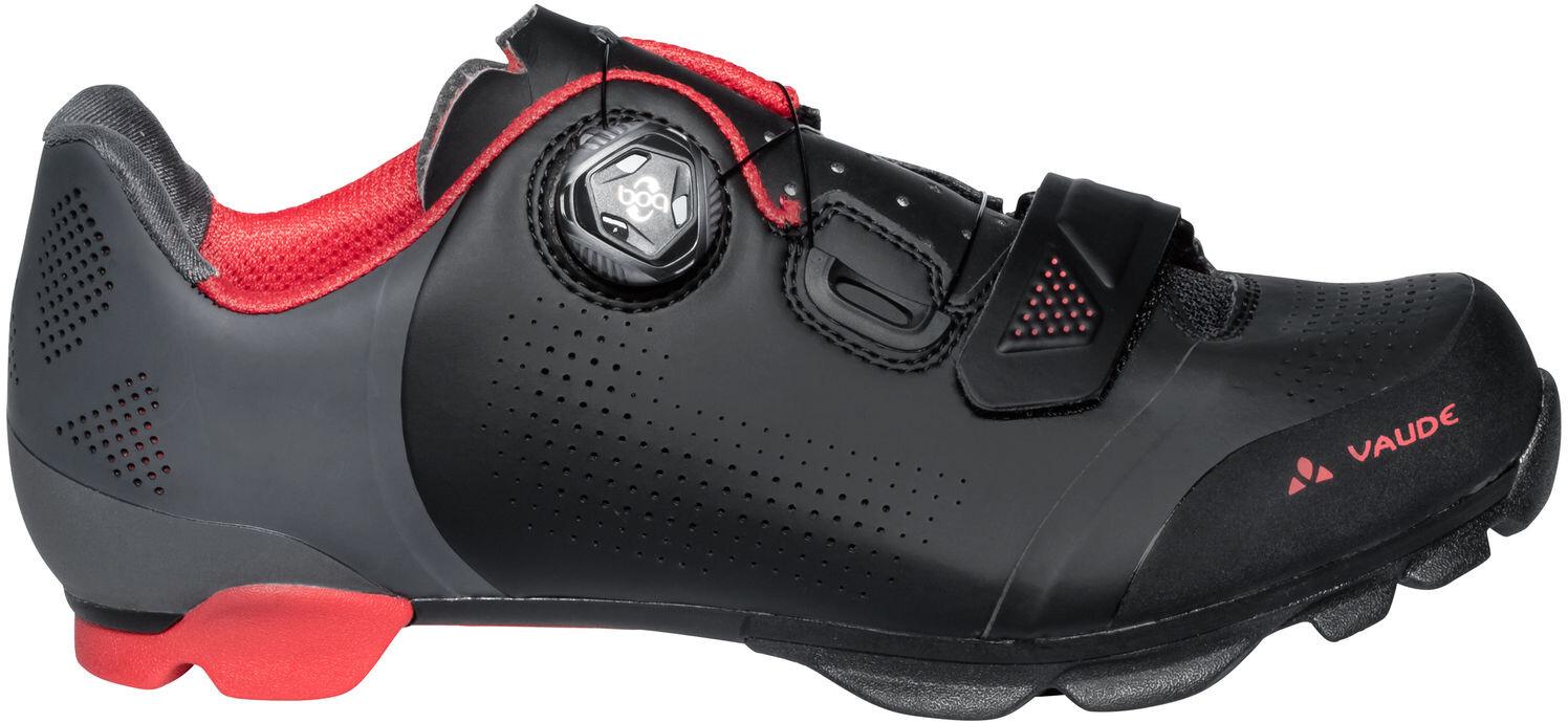 buy online fe1b1 a00a7 VAUDE MTB Snar Pro Shoes black